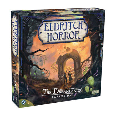 Eldritch Horror The Dreamlands Expansion Board Game NEW
