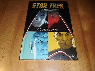 Star Trek Graphic Novel Collection - Countdown - Issue 1 HB Eaglemoss NEW SEALED