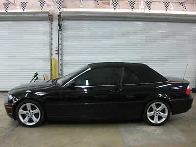 2004 BMW 3-Series 325Ci CONVERTIBLE FLORIDA CAR COLD AC NON SMOKER WE HAVE 2 MORE CONVERTIBLE BMW'S