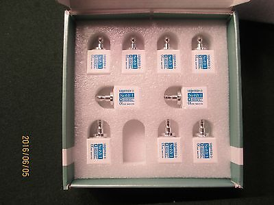CEREC ZIRCONIA BLOCKS HIGH TRANSLUCENCY 20x19mm ( 9 Blocks ) Sirona