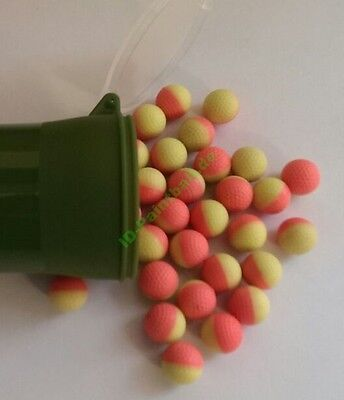 100 Powder Balls Kreide Paint Cal 68