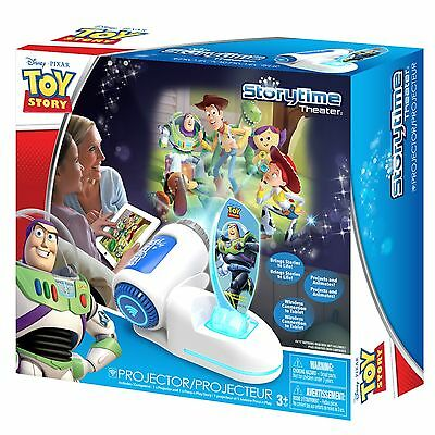 Disney Toy Story Storytime Theatre Projector Brand New Age 3+ Bring Stories Live