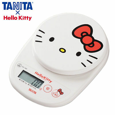 Japanese Hello Kitty SANRIO Digital Scale cooking from JAPAN KD-189 rare F/S