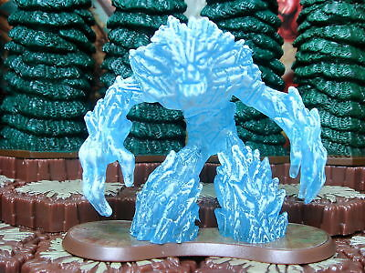 Greater Ice Elemental Heroscape Wave 11/D1 Champions of the Forgotten Realms