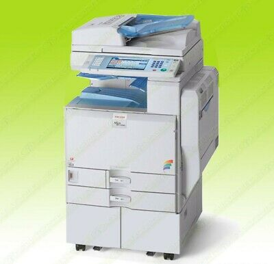 Ricoh MP C4500 Color Tabloid Copier Printer Scanner All-in-One Aficio 45PPM