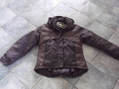 Mountain Horse Grace Jacket Brown Large New With Tags