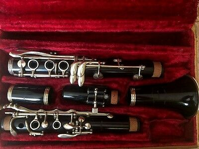Intermediate Bb clarinet ''THE WOODWIND CO. NEW YORK'' made in France