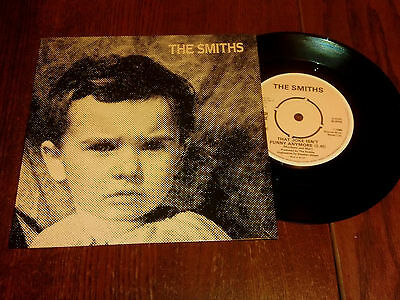 "The Smiths - That joke isn't funny anymore - 7"" UK"