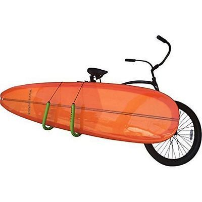 COR Longboard SUP Bicycle Rack | Great for getting your board to the beach |