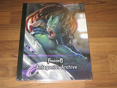 Fragged Empire Antagonist Archive 1  HC 2016 Design Ministries New Sealed