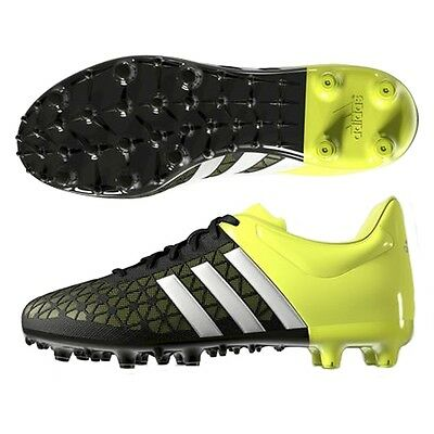b9065ea02c1 NEW ADIDAS ACE 15.2 CG Mens Cage Turf Football Boots ALL SIZES - EUR ...