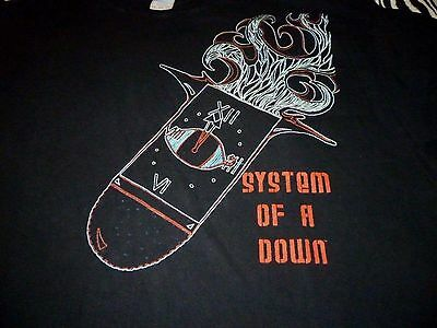 System Of A Down Shirt ( used Size 2XL ) Very Good Condition!!!