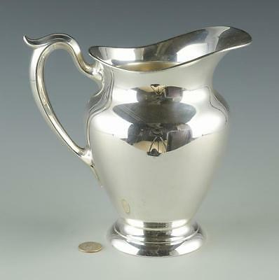 Gorham Sterling Water Pitcher Lot 929