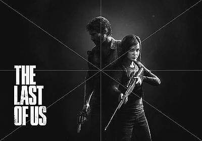 Poster The Last Of Us tamaño A3 42 x 30 cm. (16,5 x 11,8 inches)