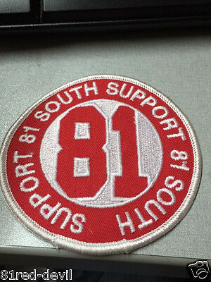 Support Hells Angels South Quebec Canada Patch
