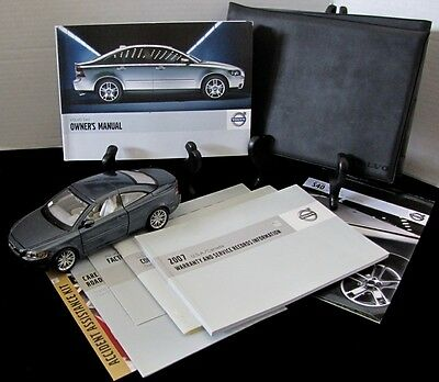 ` 2007 Volvo S40  S 40  Owners Manual Set #O403