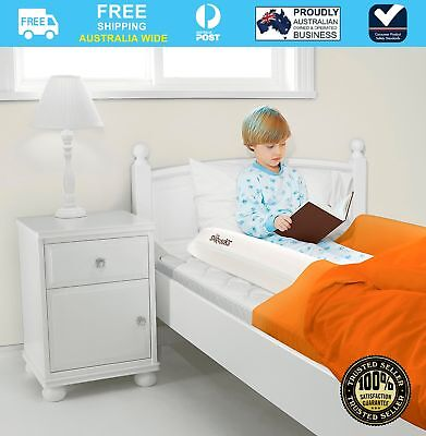 The Shrunks Inflatable Safety Bed Rail + Foot Pump #`SHRIBR