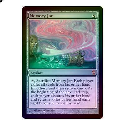 Magic The Gathering MTG Memory Jar - Foil From Vault: Relics (2010) Singles