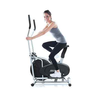 New Cross Trainer Elliptical Exercise Bike Home Gym Bicycle Machine Equipment