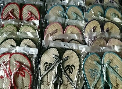 Wholesale Lot Flip Flops 90 Pairs Brand New