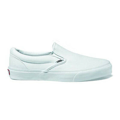 Vans Schuhe Classic Slip-On - true white US 10.5 I EUR 44