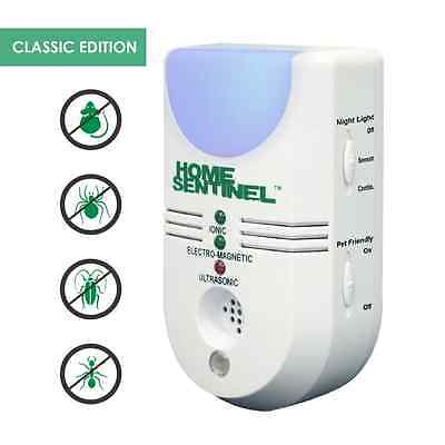 Ultrasonic Pest Control Repellent - Advanced Mouse Rat Insect and Mice Repeller