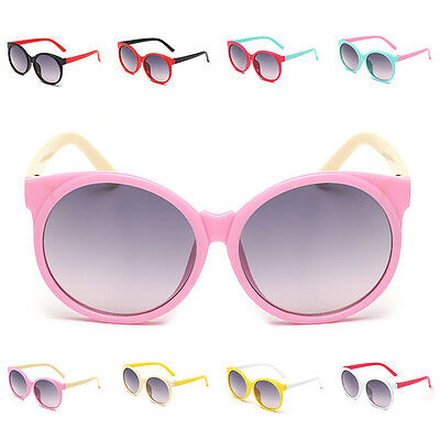 UV400 Baby Girls Boys Kids PC Frame Sunglasses Children Goggles Eyewear