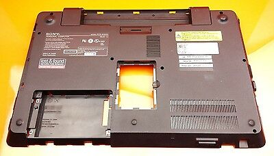 SONY VAIO PCG-81311M VPCF2  Laptop Bottom Base Case Chassis / 012-000A-6508-A