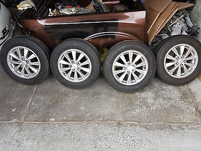 195/65/15 91H Almost Brand New 95% Tread Set Of 4 Goodyear Excellence Brand
