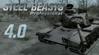 Steel Beasts Pro Personal Edition v4.0 Classic Lizenz + Dongle | Blitzversand