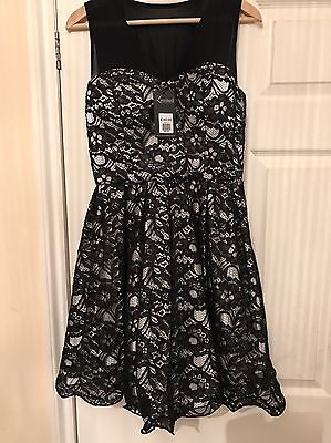 Brand New With Tags Lovely Plus Size 16 Dress