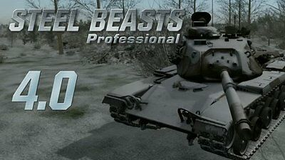 Steel Beasts Pro Personal Edition v4.0 Upgrade-Lizenz | Blitzversand
