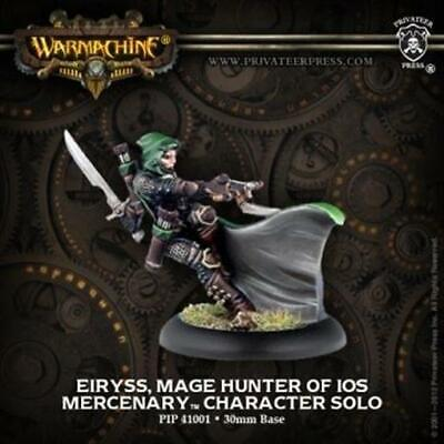 Eiryss, Mage Hunter of Ios Warmachine Privateer Press Brand New in Box PIP41001