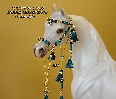 MODEL HORSE ARABIAN HALTER LSQ Made to fit Breyer and Peter Stone Models E51