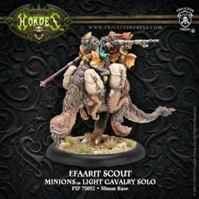 Efaarit Scout Hordes Privateer Press Brand New in Box PIP75052