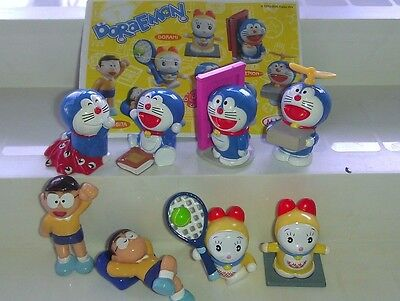 Doraemon, compl. set incl. all Bpz