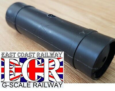 G SCALE 45mm GAUGE COMPRESSION AIR TANK, RAILWAY PASSENGER CARRIAGE COACH TRAIN