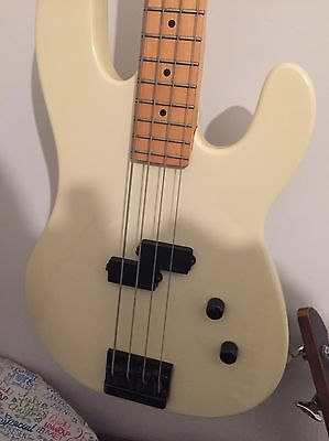 Charvel / Jackson 80's Electric Bass Guitar