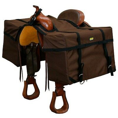 """Outfitters Panniers Saddle TrailMax 24"""" x 16.5"""" x 11.5"""" WPA140"""