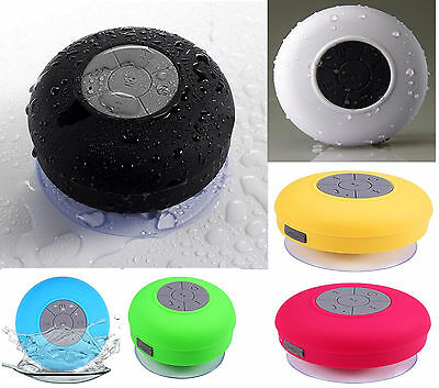 SUPER BASS Mini Wireless Bluetooth Shower Portable Speaker For All Type Of Phone