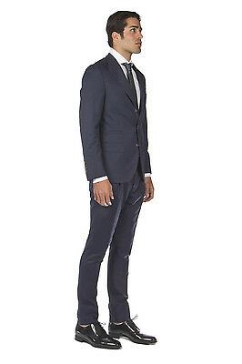 Brunello Cucinelli Cotton And Wool Suit