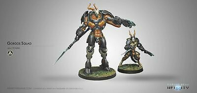 Gorgos Squad Infinity Corvus Belli Brand New in Box 280914-0451