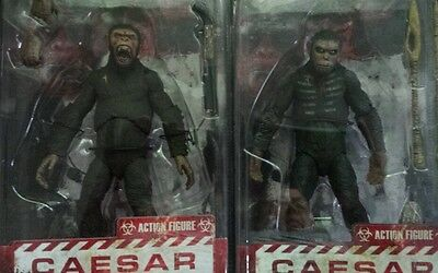 """New Planet of the Apes Caesar Action Figures 7"""""""