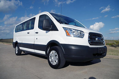 2016 Ford Other Transit 350 2016 Ford Transit 350 Low Top XLT Wagon, 15-Passenger, Super Clean!