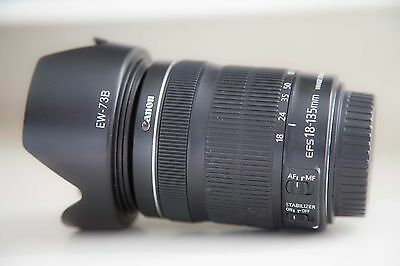 Canon 18-135 mm f3.5-5.6 EF-S STM IS