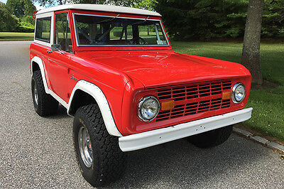 1973 Ford Bronco SUV 1973 Ford Bronco with 82182 miles