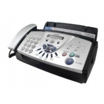 Brother FAX-837MCS Thermal Transfer Fax Machine Handset + Digital Answer Machine
