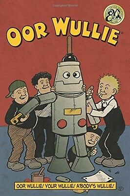 Oor Wullie Annual (Annuals 2016)              (Paperback)