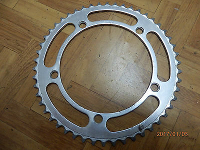Vintage Campagnolo Chainring 50T 144bcd 3/32
