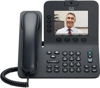 Cisco Unifed IP video Phone 8945 VoIP SIP Phone CP-8945-K9 CP8945-EC New